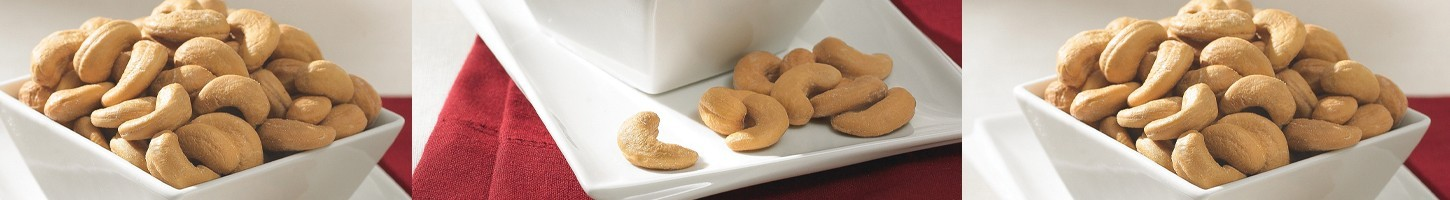 Salted Cashews: Buy Kaju nuts online in india at best price
