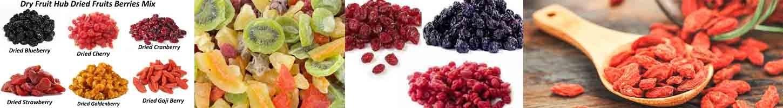 Berries: Buy tasty dried fruit berries online at best price